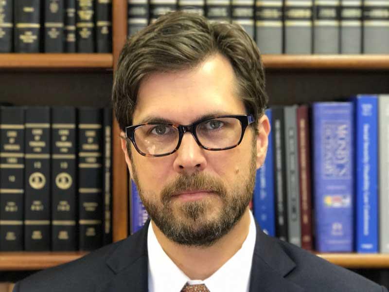 Bob Holub, attorney