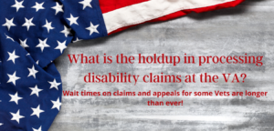 VA Disability Claims during the COVID-19 Coronavirus Pandemic